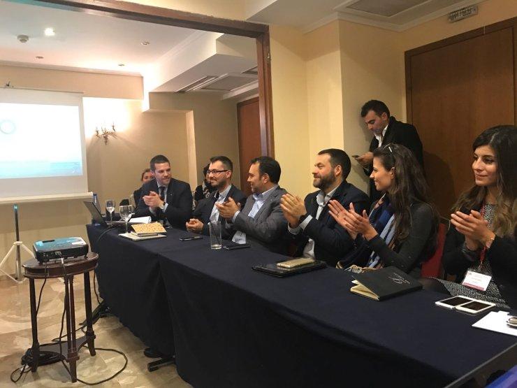 Wybór nowego zarządu YES for Europe na rok 2017