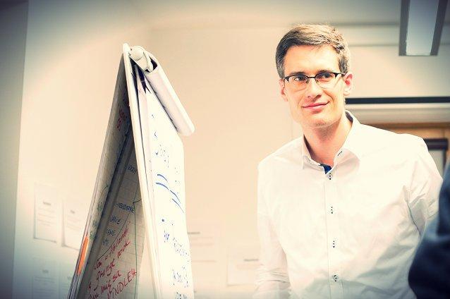 Filip Tomaszewski, dyrektor zarządzający Experience Corner.