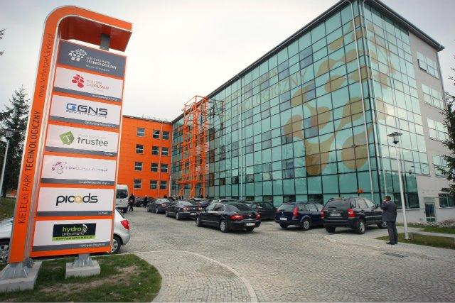 Otwarcie nowych obiektów w Kieleckim Parku Technologicznym