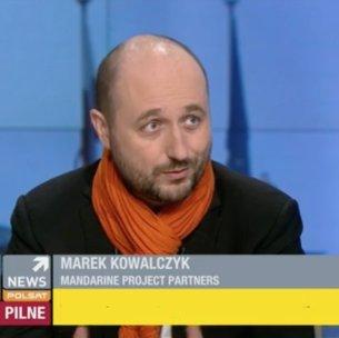 Marek Kowalczyk w Polsat News