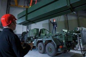 W fabryce broni w Niemczech podglądałem jak powstaje system obrony przeciwrakietowej. To tam rozkładają Iskandery na czynniki pierwsze