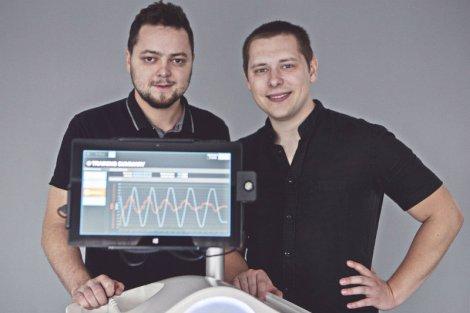 EGZOTech chce wprowadzić roboty do fizjoterapii.