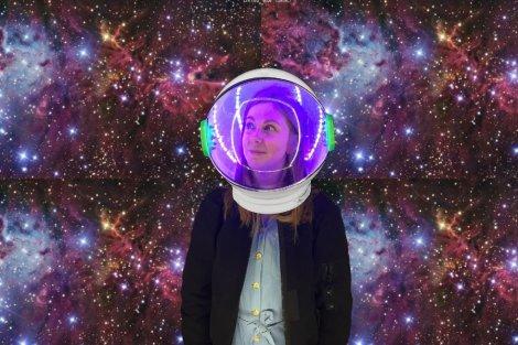 Simone Giertz - Królowa Tandetnych Robotów.