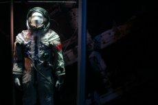 """Wystawa """"Gateway to Space"""" prezentująca osiągnięcia kosmonautyki."""