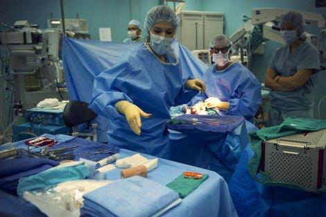 Zarobki pielęgniarki w Polsce to około 3300 złotych. W Holandii - między 7 a 9 tysięcy złotych.