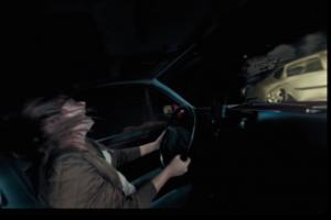 Nowa kampania, dotycząca jazdy pod wpływem alkoholu, przemawia do wyobraźni.
