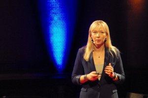 Przyszłość stała się faktem, a ludzkość wciąż nie przygotowana, mówi dr Aleksandra Przegalińska, mówczyni TEDxWarsaw 2016
