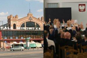 20 tysięcy złotych miała zarobić firma z Hali Mirowskiej.