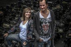 Paulina i Bartek Bieleccy, założyciele firmy REC.on