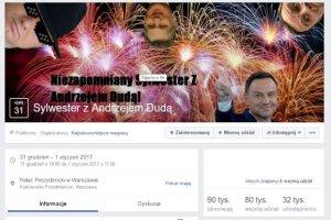 Wydarzenie na Facebooku bije rekordy popularności
