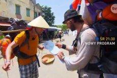 Uczestnicy programu muszą przetrwać za dolara dziennie, mało nawet jak na azjatyckie warunki.