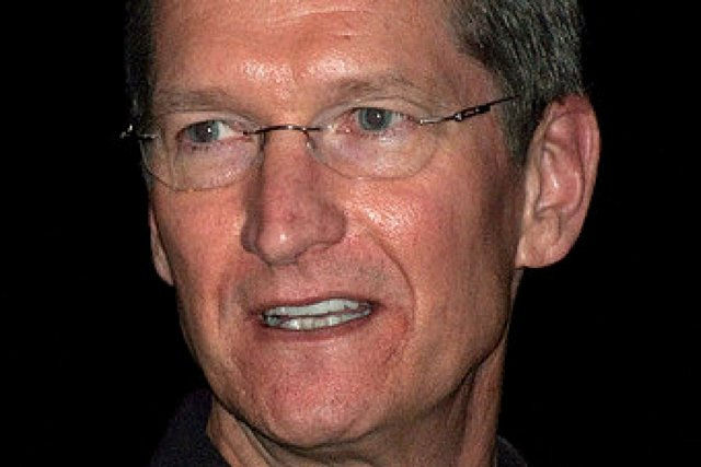 Tim Cook, prezes Apple.