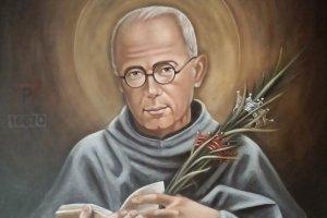 Portret św. Maksymiliana.