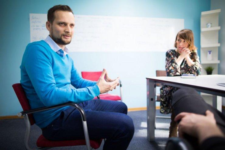 Maciej Woźniak: Na pomysł sporticos.com wpadłem czekając na mecz Legii ze Steauą Bukareszt