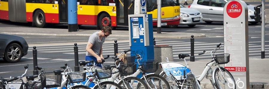 Rower miejski to dobry pomysł na poruszanie siępo mieście. Pod warunkiem, że znajdzie się sprawny pojazd.
