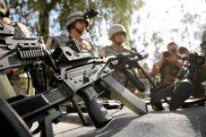 Na zdjęciu karabin Beryl. Nigeria może kupić od nas setki egzemplarzy tej broni