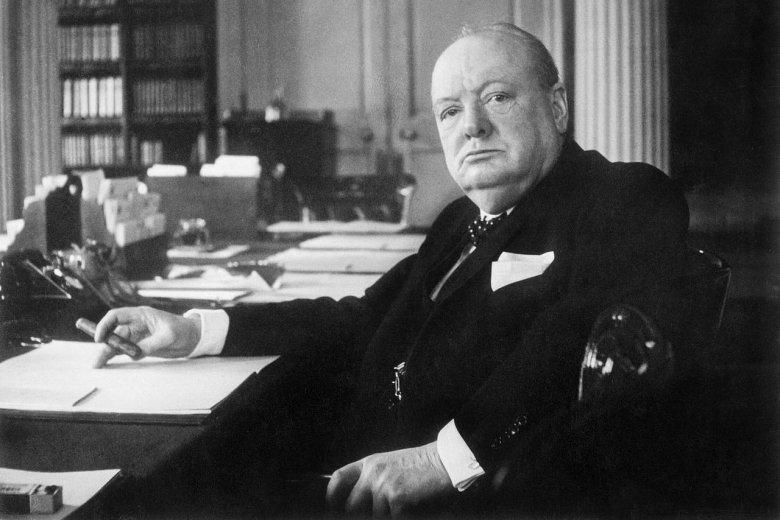 Wielcy przywódcy inspirują swoich podwładnych do wielkości. Winston Churchill jest przykładem takiego przywódcy, pisze prof. Andrzej Blikle.