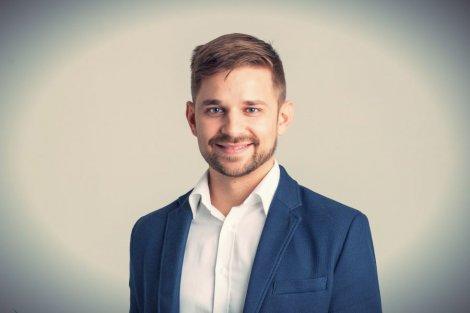 Mateusz Tymek - Szef polskiego oddziału Cleeng