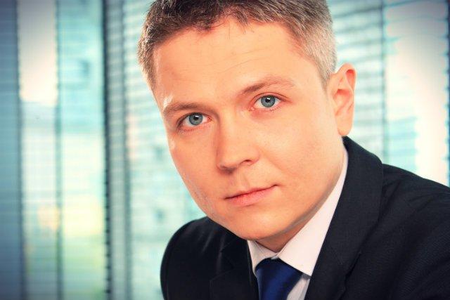 Michał Szpakowski, członek Okręgowej Rady Adwokackiej
