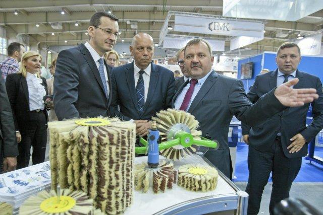 Wicepremier Morawiecki to wielki miłośnik innowacji.