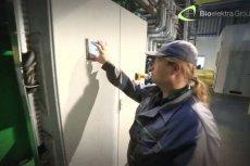 Zakład Bioelektry przetwarza 100 ton śmieci w kilka godzin.