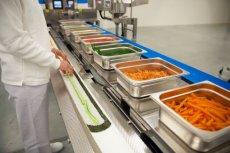 Linia produkcyjna Sushi Factory