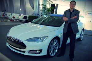 Elon Musk, twórca Tesla Motors