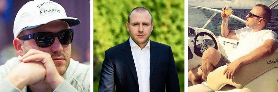 Trzy twarze Piotra Frańczaka: pokerzysta, menedżer, król życia