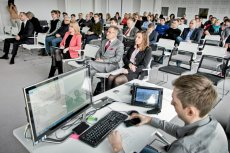 Startup Europe Week w Białymstoku. Start-upowcy chcieliby widzieć w inwestorach partnerów.