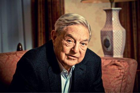 George Soros przeznaczy pół miliarda dolarów na pomoc uchodźcom