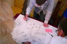Design Thinking to metoda tworzenia innowacyjnych produktów i usług w oparciu o zrozumienie problemów i potrzeb użytkownika