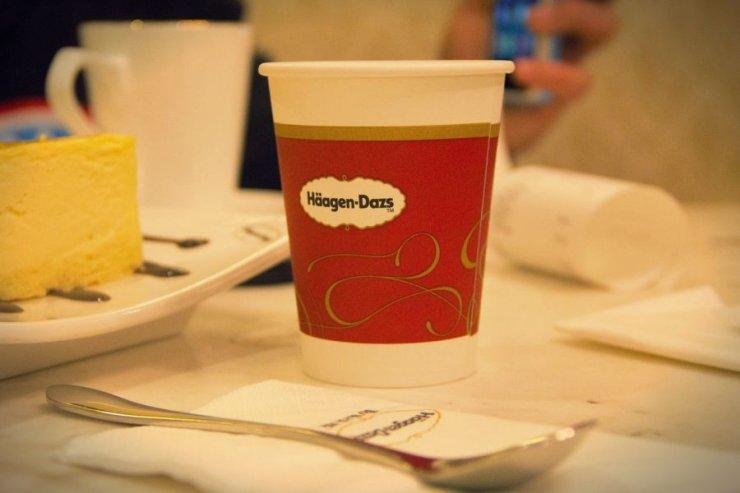 Haagen-Dazs - brand stworzony w USA przez uchodźców z Polski, w hołdzie Duńczykom, którzy ratowali Żydów.