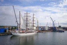 To pierwszy żaglowiec, który powstał w polskiej stoczni od 20 lat.
