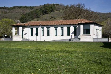 Hiszpańska wioska Cerezales del Condado