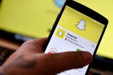 Inwestorzy wycenili wartość Snapchata na mniej więcej 20 mld dol.