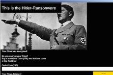 Zapłacilibyście, gdyby zaatakował was wizerunek Hitlera?