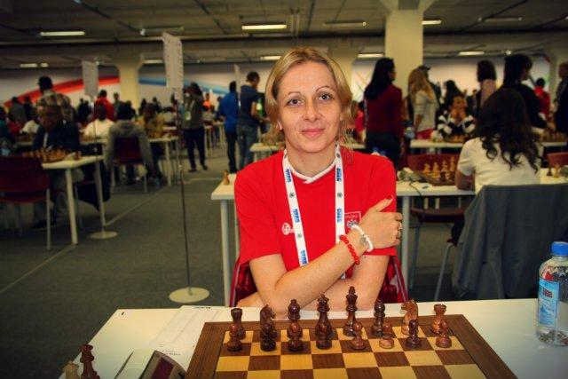 Monika Soćko, jedna z najlepszych polskich szachistek