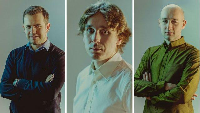Piotr, Kamil i Filip zrobili pierwszą mobilną aplikację, kiedy na rynku nie było jeszcze żadnego iPhone'a.