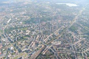 Innowacje na Warmii i Mazurach powstają między innymi w Olsztynie, stolicy regionu.