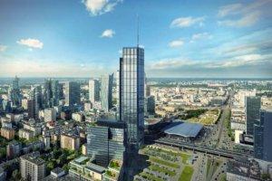 Varso Tower ma mieć wraz z iglicą 310 metrów wysokości