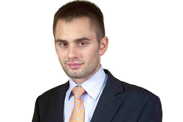 Filip Pelc, radny warszawskiej Białołęki