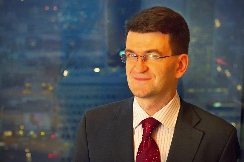 Zbigniew Płuciennik, Dyrektor ds. Strategii Alior Bank.