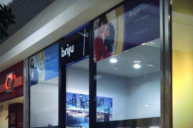 W ostatnich latach Briju dużo zainwestowało w otwieranie nowych salonów