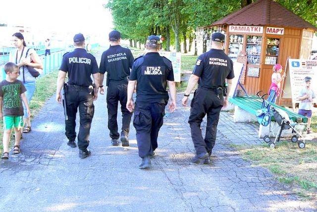 Kontrola Skarbowa współpracuje z innymi służbami.