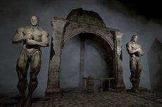 """Monumentalne posągi to częsty element pojawiający się w """"Inner Voices"""""""