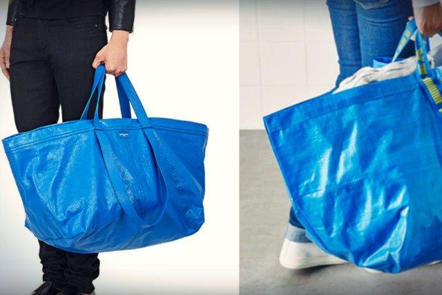 Obie torby są do siebie niepokojąco podobne