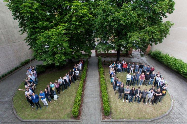 W tej chwili Vivid Games zatrudnia 115 osób