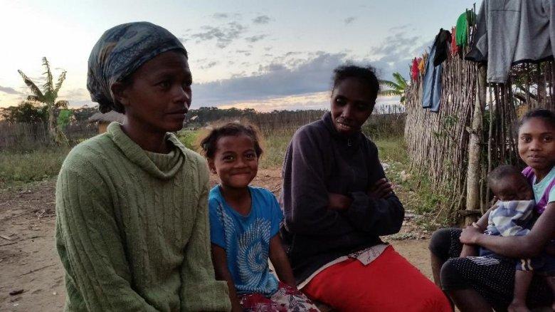 Mieszkańcy Madagaskaru