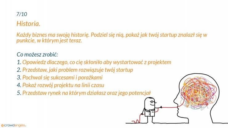 Crowdfunding udziałowy – przedstaw swoją historię
