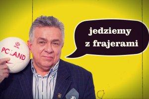 Unikalna Metoda Golenia Frajerów - nowe podejście Janusza Wójcika do coachingu.